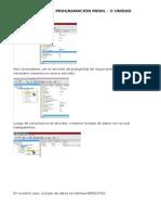 Tutorial de Programación Movil