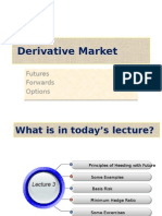 Lecture3–HedgingwithFutureContracts