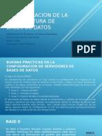Administracion de La Arquitectura de Bases de Datos