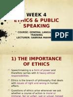 speech ethics