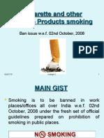 No Smoking Law