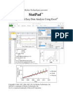 StatPad Installation and User Guide