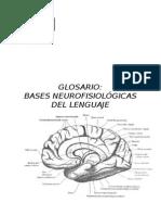 Glosario Neurofisiologia Del Lenguaje