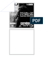 02. Medal of Honor - Limited Edition