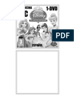 03. Disney Princess - Español