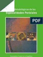 PGR Guías metodológicas periciales