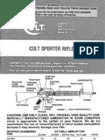 Colt AR15 Sporter Rifles