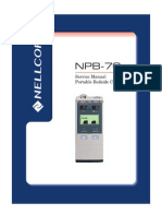Nellcor NBP-70 Service Manual