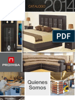 Catalogo Productos Proimsa