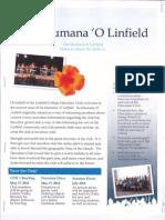 [MSCM 370] Newsletter - KTanouye