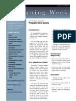 eLearning Week Preparation Guide AY2009/10 Sem 2