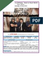 Concert Ac Dc La Zeltweg 14 Mai 2015