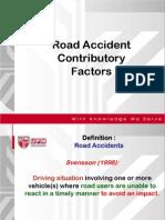Accident Contributory Factors (Sem1Yr2012-13)