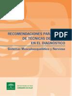 Andalucía Recomendaciones Tecnicas Imagen Smsk y Sn