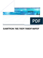 998166 an 01 en Samtron CRT Monitor 78E