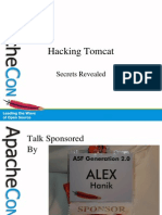 ApacheConUS2007-HackingTomcat