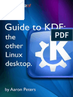 Guide to KDE - The Other Linux Desktop
