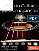 Curso de Guitarra Para Principi - Roberto Ochoa