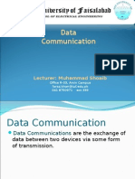 Data Communication (Lecture) IT Slide # 2
