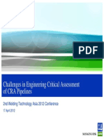 DNV Engineering Critical Assessement