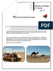 Atelier Mobilité Newsletter Mars 2015