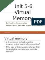 6 Virtual Memory