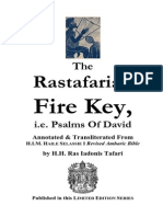Rastafari Fire Key Amharic Psalms Digest