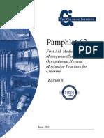 Pamphlet - 63 - Edition 8 - June 2011