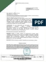 19092014 Respuesta Ayto. a Segunda Reiteración de Facturas