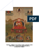 NEPAL-TIBET CULTURAL RELATIONS ANDTHE ZHVA-DMAR-PA (SHAMARPA) LAMAS OF TIBET