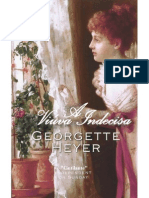 A Viuva Indecisa - Georgette Heyer