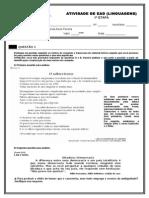 S1 - Atividades - Leitura e Interpretação de Enunciadosanthonio
