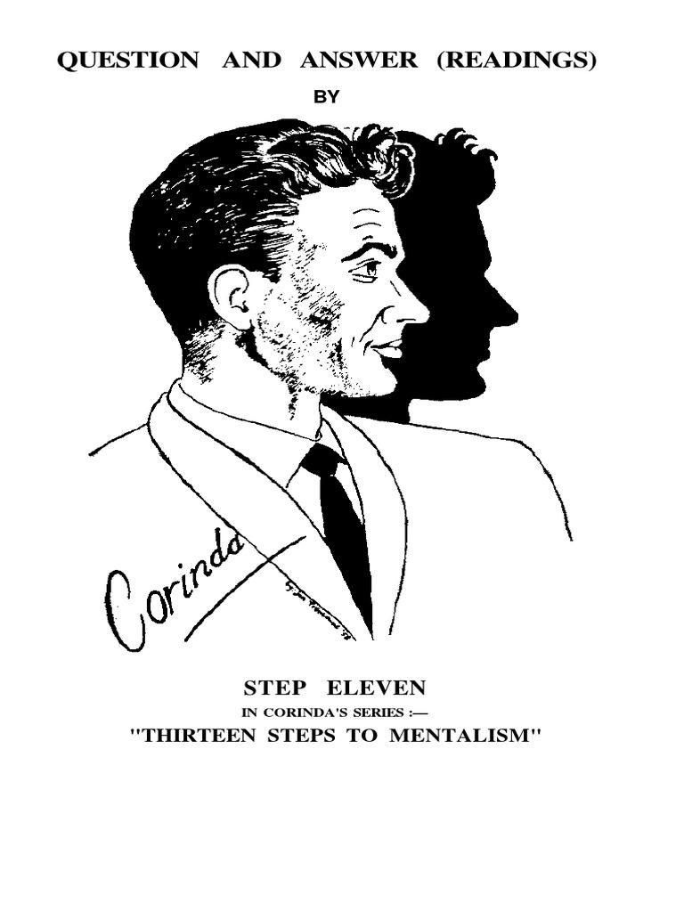 13 steps to mentalism download