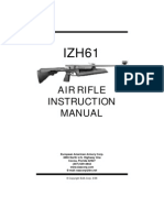 Air Rifle Instruction Manual