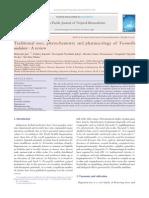 Tecoma Undulata in Research