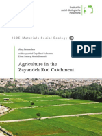 Agriculture in the Zayandeh Rud Catchment