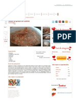 Salata de Ghebe de Toamna - Culinar