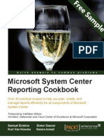 Microsoft System Center  Reporting Cookbook - Sample Chapter