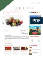 Marmelada de Pere, Prune Si Mere - Culinar