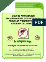 Guia Para Prevenir El Dengue