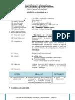 Sesión de Aprendizaje N° 01 - FCC 3°