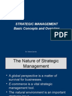 Strategic Management Basic Concepts