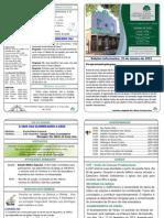 201 Boletim Informativo 25 de Janeiro de 2015