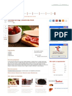Dulceata de Fragi, Zmeura Sau Mure - Culinar