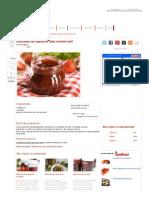Dulceata de Capsune Fara Conservant - Culinar
