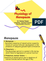 Physiology of Menopause