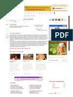 Dulceata de Caise Verzi Cu Lamaie - Culinar