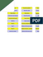 Tabela Engenharia - Formulas Em Geral