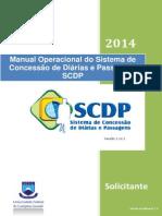Novo Manual Scdp 2014