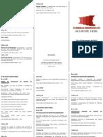 Folder SH 2013